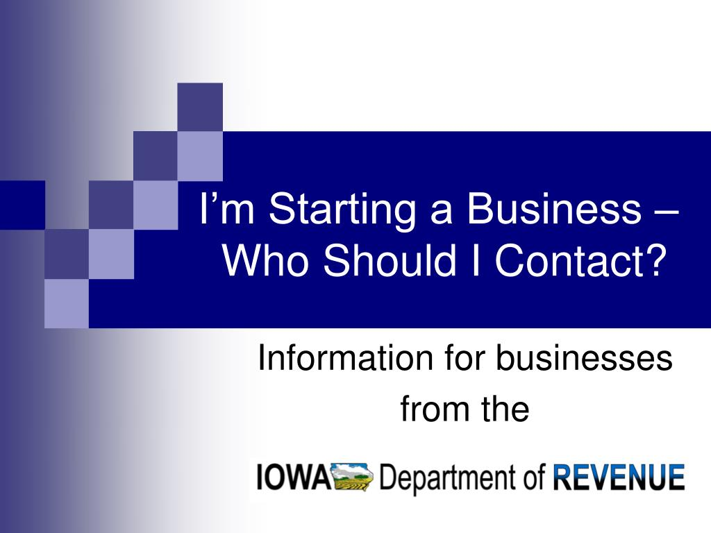 information for businesses from the l.