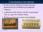 calculadoras mec nicas12