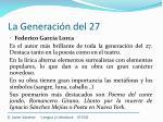 la generaci n del 2717