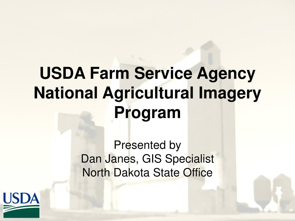 usda farm service agency national agricultural imagery program l.