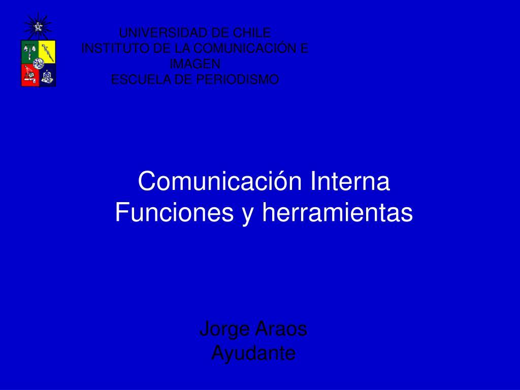 comunicaci n interna funciones y herramientas l.