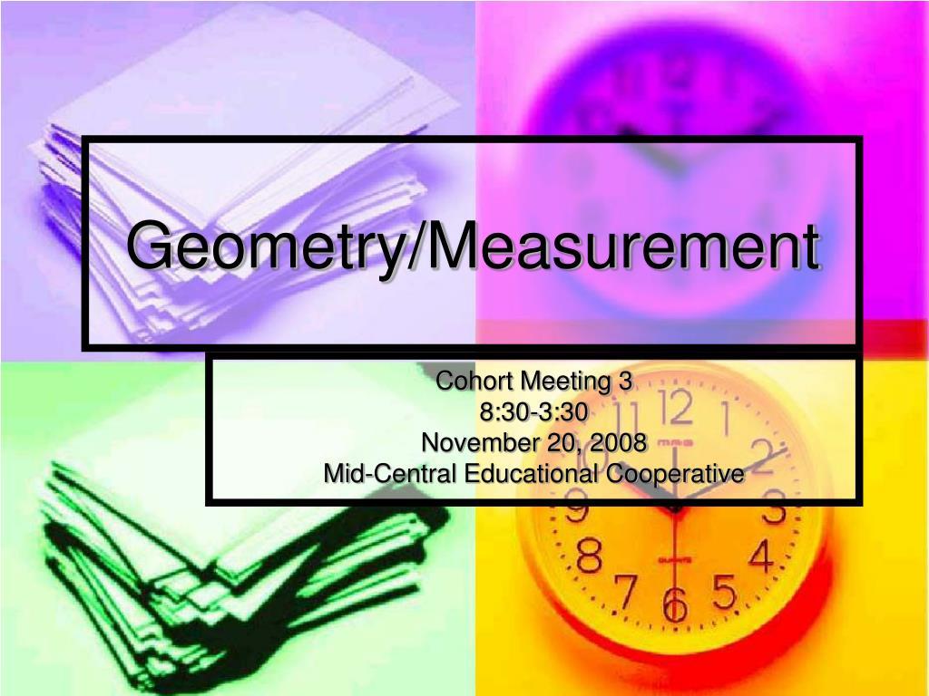 geometry measurement l.
