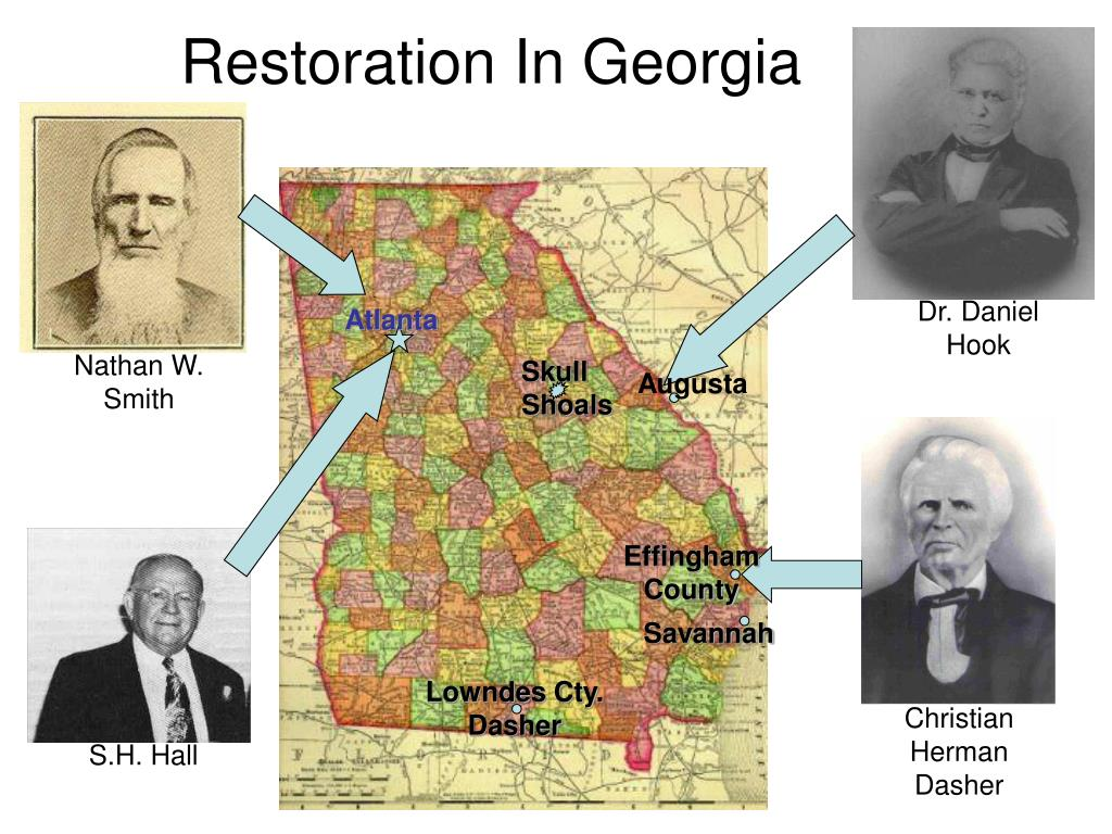 restoration in georgia l.