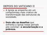depois do vaticano ii