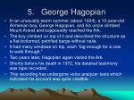 5 george hagopian