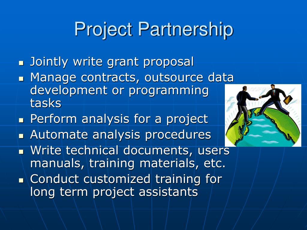Project Partnership