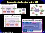 composite application using jbi
