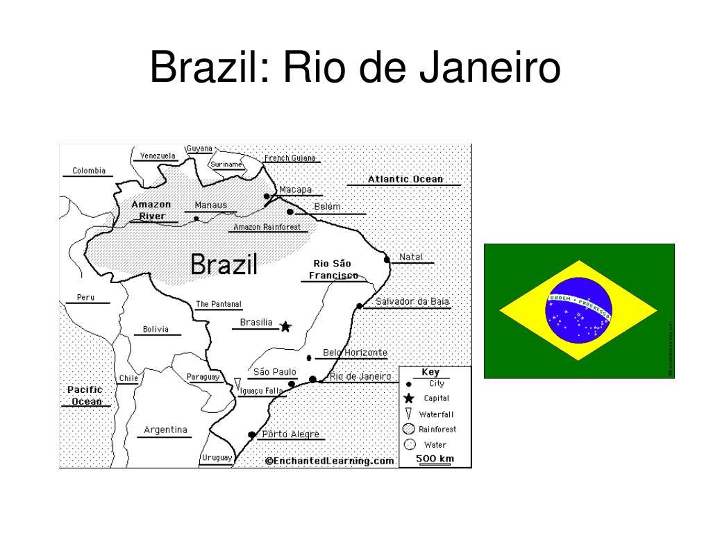 brazil rio de janeiro l.
