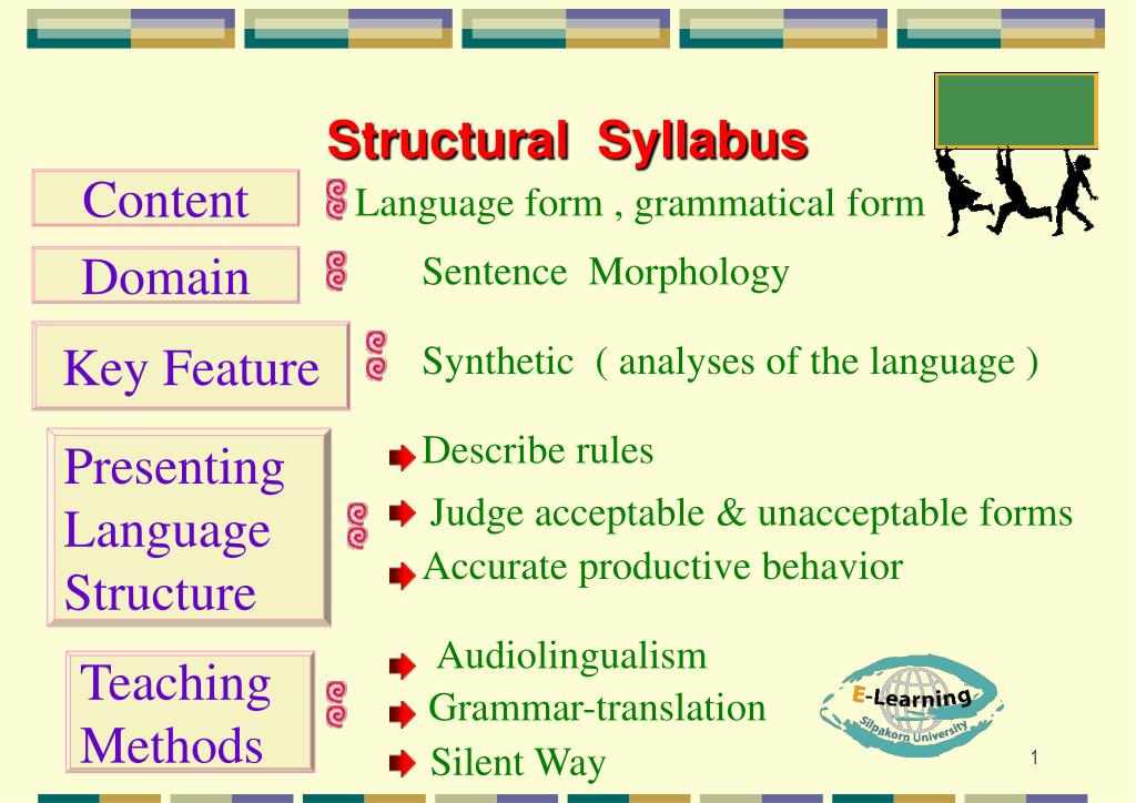structural syllabus l.