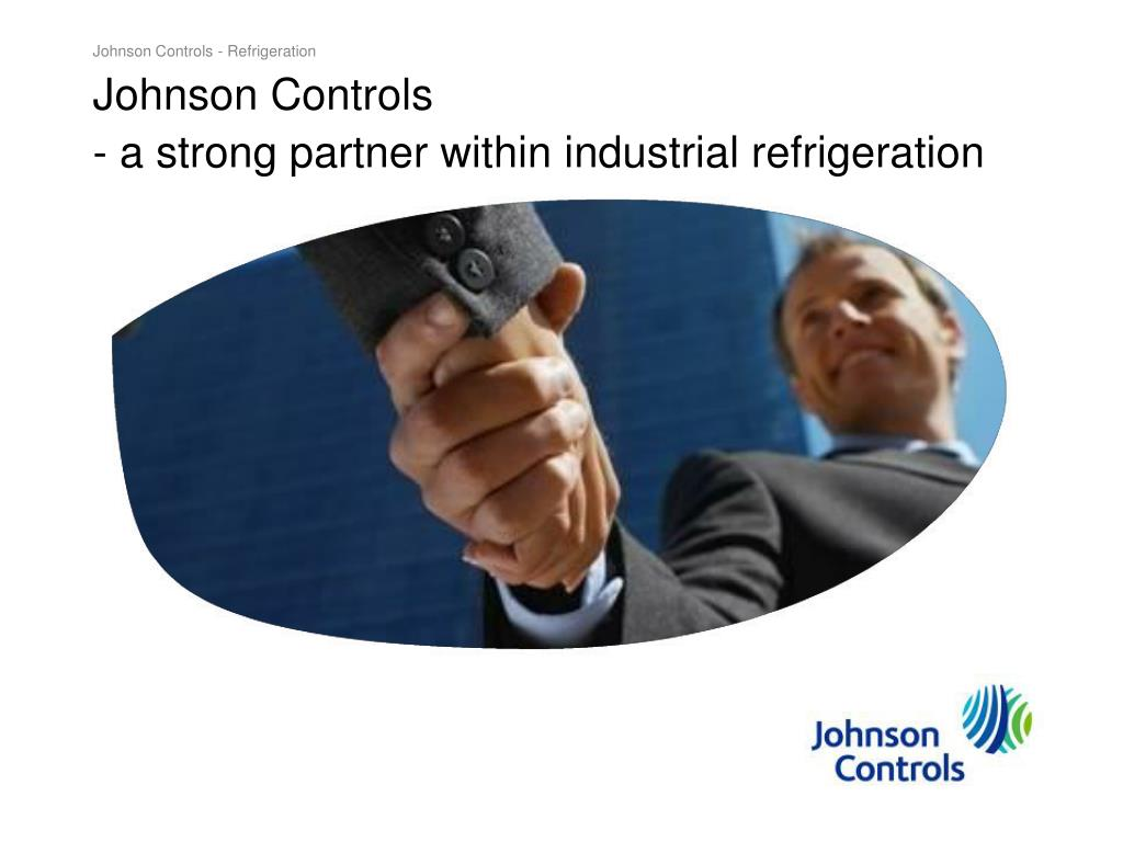 johnson controls refrigeration l.