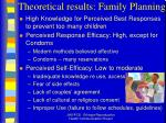 theoretical results family planning18