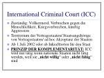 international criminal court icc10