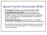 special court for sierra leone scsl7