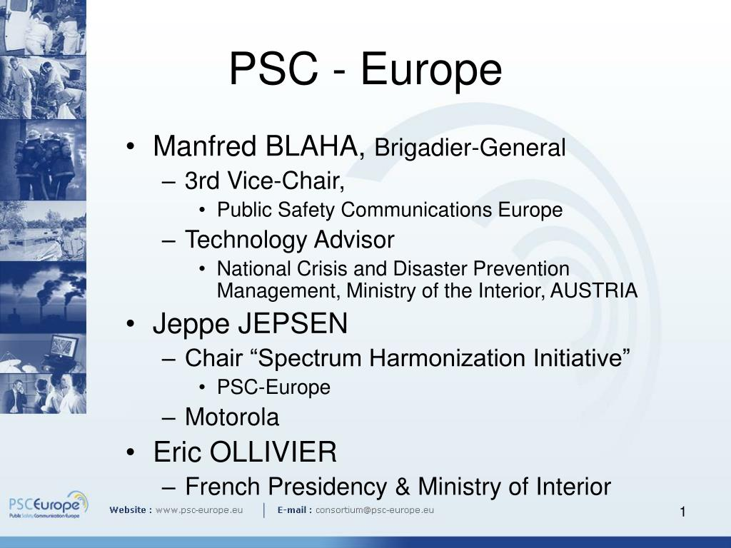 psc europe l.