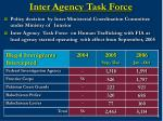 inter agency task force