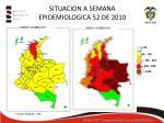 situacion a semana epidemiologica 52 de 2010
