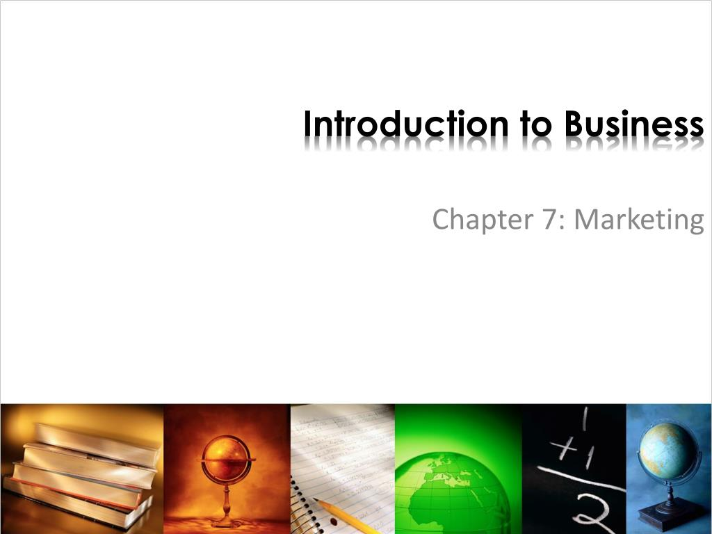 introduction to business l.