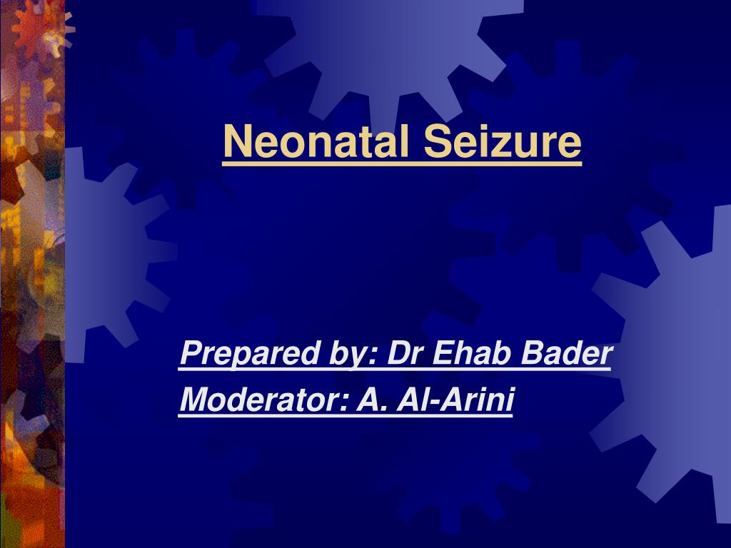 neonatal seizure l.