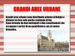 grandi aree urbane