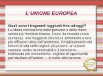 l unione europea97