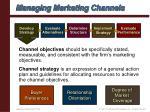 managing marketing channels13