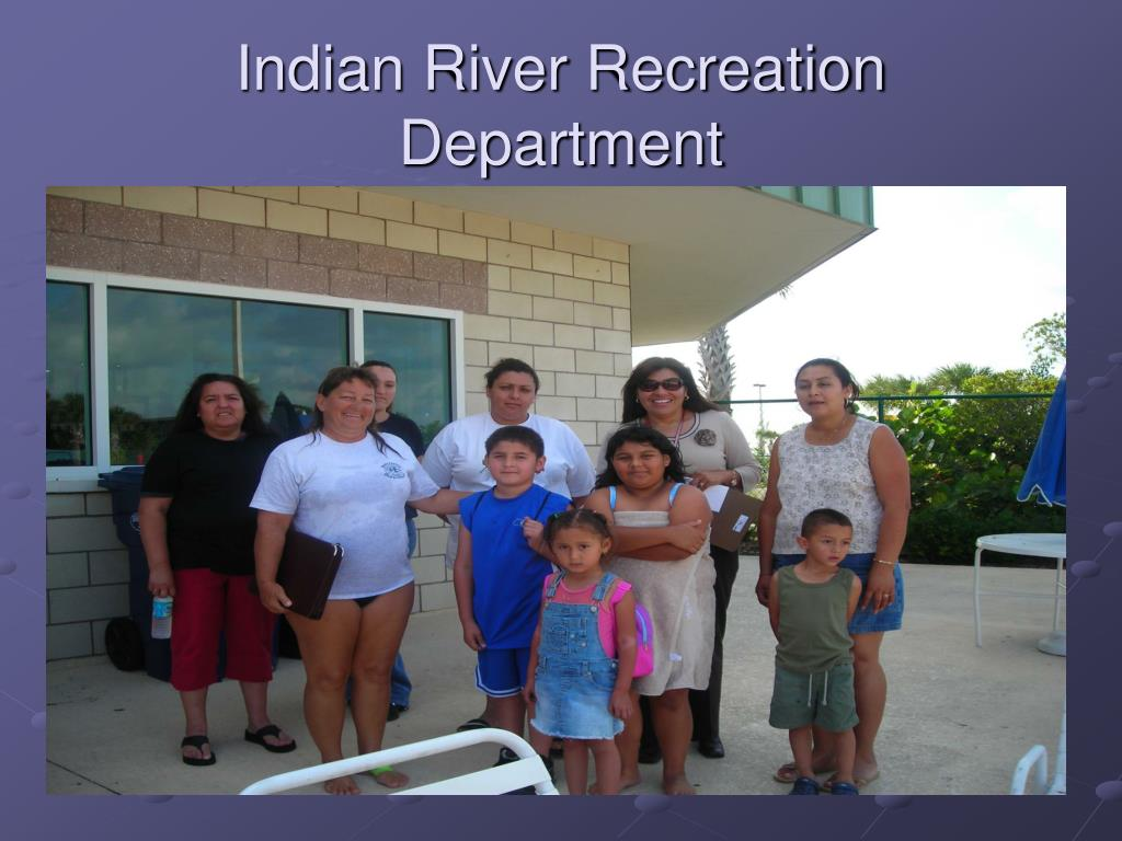 Indian River Recreation Department
