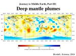 journey to middle earth part iii deep mantle plumes