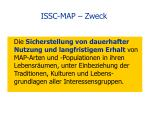 issc map zweck
