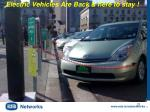 electric vehicles are back here to stay