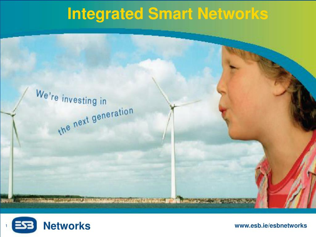 integrated smart networks l.
