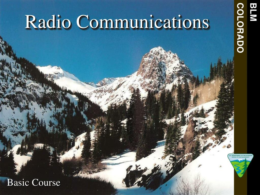 radio communications l.