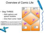 overview of comic life15