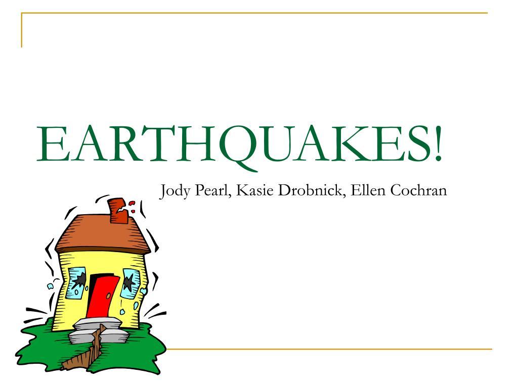 earthquakes l.