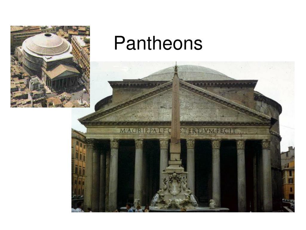 pantheons l.