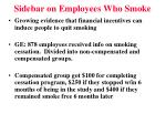 sidebar on employees who smoke8