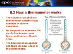 8 2 how a thermometer works