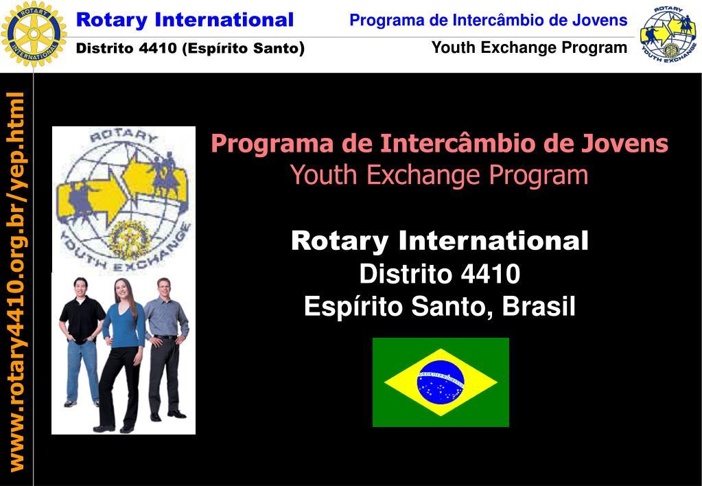 rotary international distrito 4410 esp rito santo brasil l.