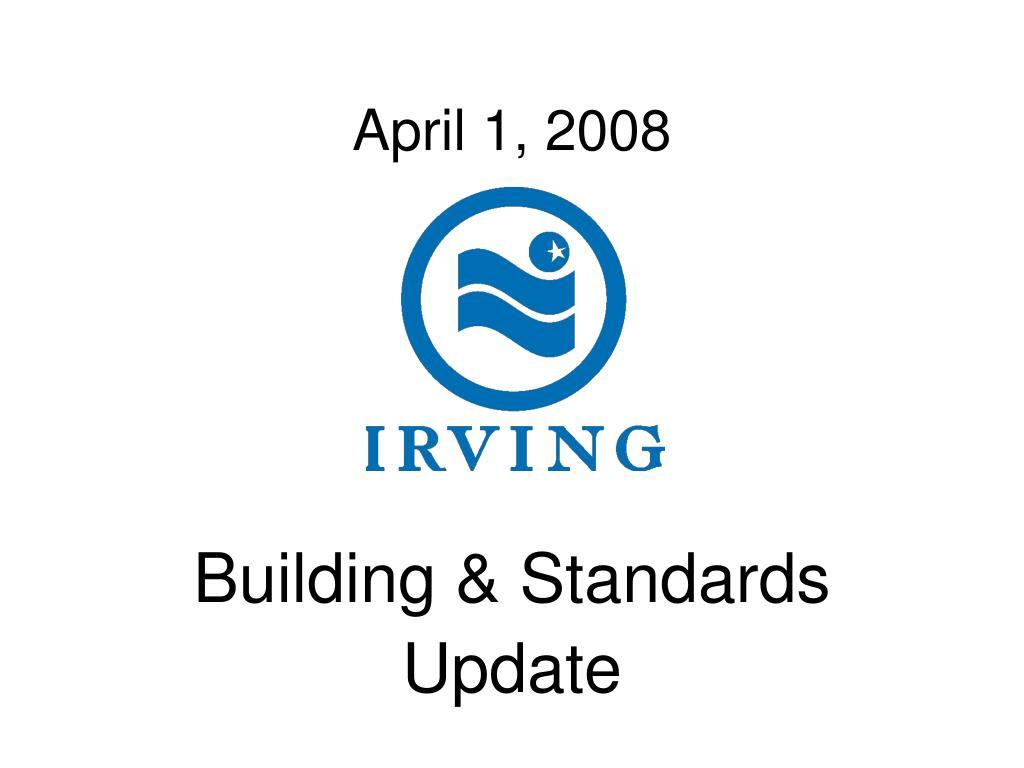 april 1 2008 l.