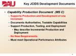 key jcids development documents15