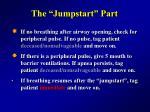 the jumpstart part