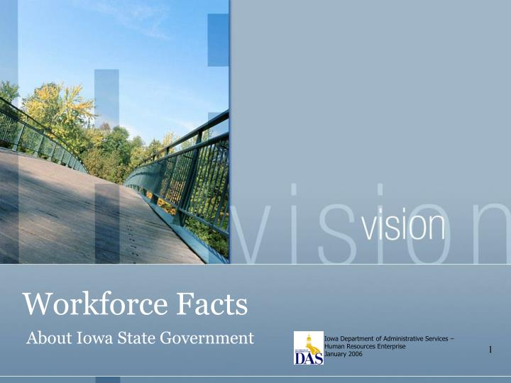 workforce facts n.