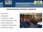 organizzazione convegni e congressi