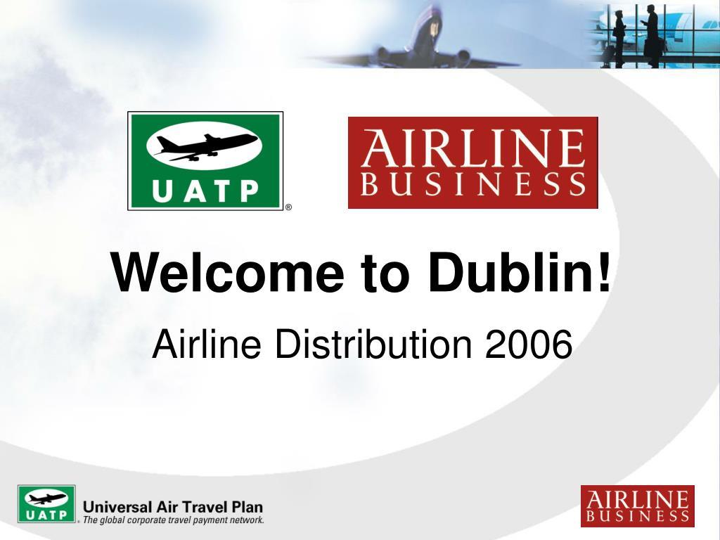 airline distribution 2006 l.
