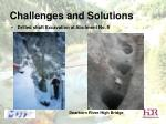 challenges and solutions13