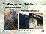 challenges and solutions18