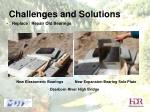 challenges and solutions19