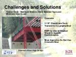 challenges and solutions20