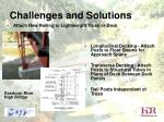 challenges and solutions21