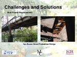 challenges and solutions27