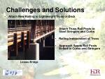 challenges and solutions6